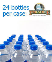 half liter Purified Bottled Water